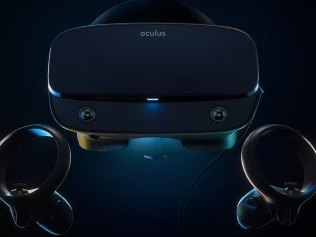 What the New Oculus Rift Offers Weary Gamers