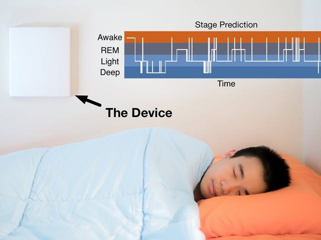 Wi-Fi Signals May One Day Be Used to Tell If You're Dreaming