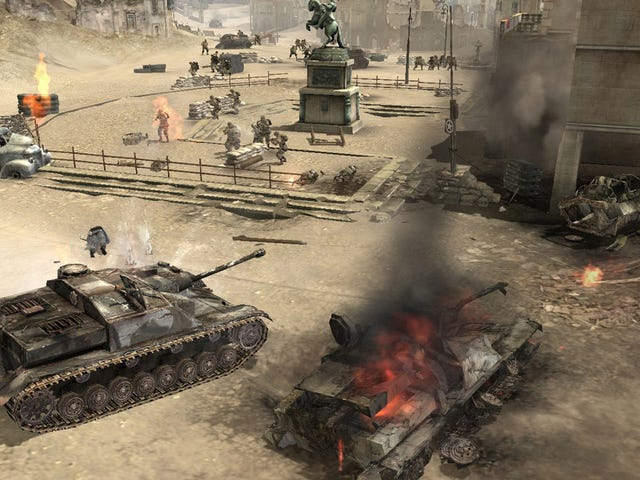 Company Of Heroes, The Best RTS Ever Made, Is Coming To iPad