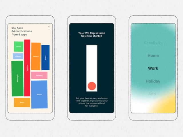 Google Releases Five 'Digital Wellbeing' Experiments to Curb Your Smartphone Addiction