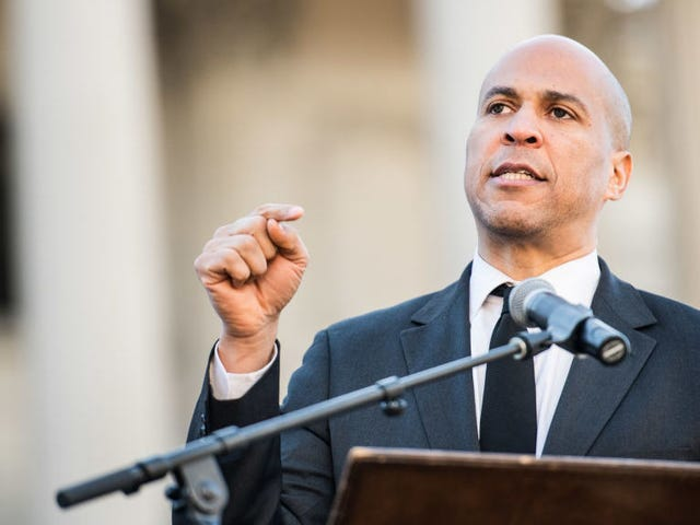 Jersey's in the Building: Cory Booker Announces 2020 Presidential Run to Kick Off Black History Month