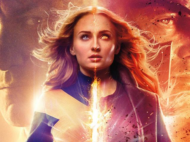 Jean Grey nhận được một số chủ đề quen thuộc trong Poster New <i>Dark Phoenix</i>