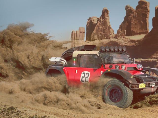 Scuderia Cameron Glickenhaus veut envoyer son buggy de course Badass au Baja 1000