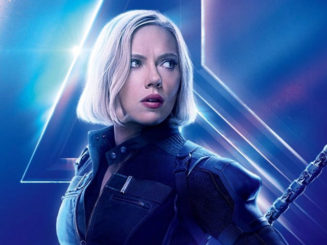 Marvel Is Getting Closer to Hiring Its Black Widow Director