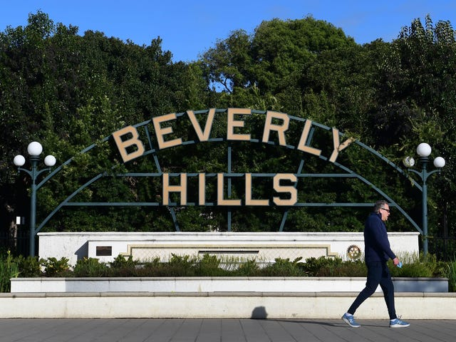 Beverly Hills to Reopen the Botox Economy