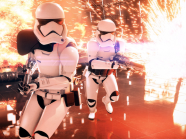 The Star Wars Battlefront II Beta Shows EA Has Made Better Choices This Time