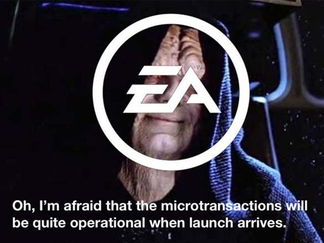 EA Done Pretending They're Nice, Cancels On The House Program