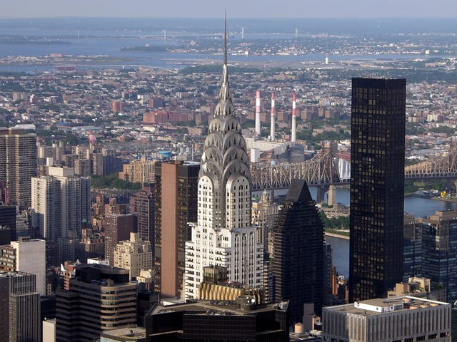 Ahora puedes comprar el Edificio Chrysler de Nueva York via menos de lo que pago su actual dueño