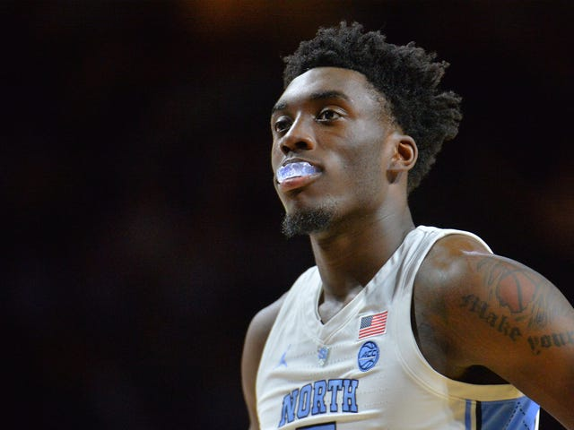 What's Wrong With North Carolina's Nassir Little?