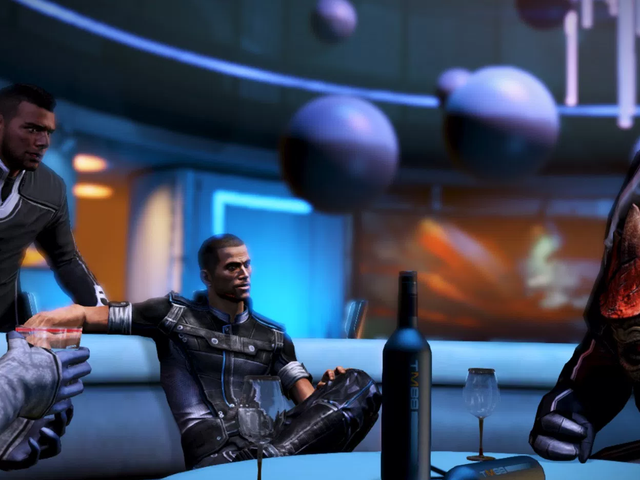 There Wasn't Much To Celebrate On This Year's Mass Effect Day
