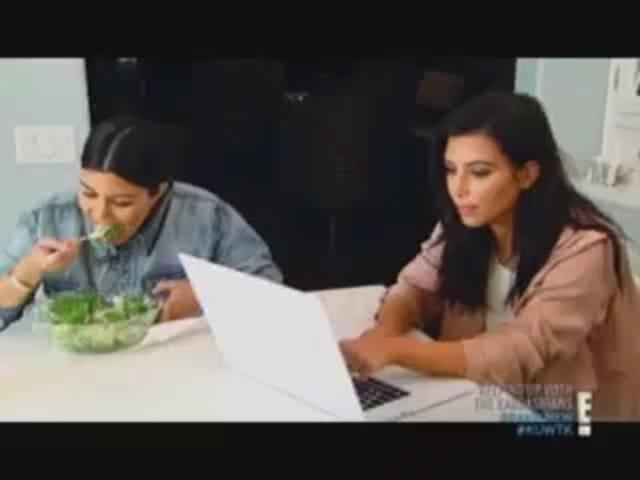 Las hermanas Kardashian no tienen idea qué significa 'Saltar al tiburón'