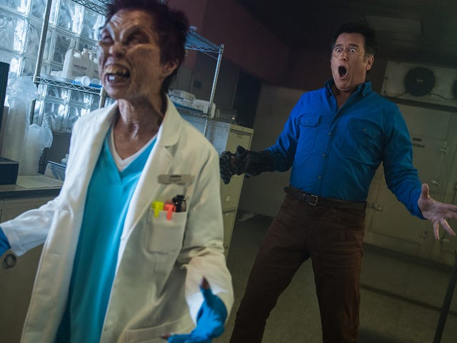 The 13 Most Awesomely Disgusting Ash vs. Evil Dead Moments Over All Three Seasons
