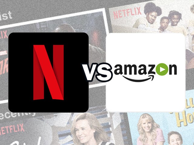 What's Better: Netflix or Amazon Prime Video?