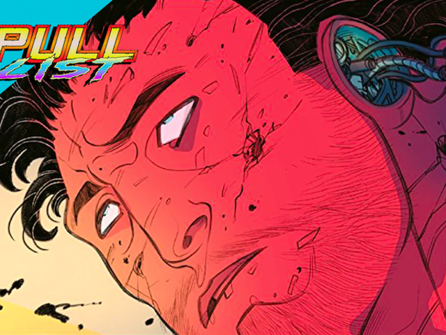 The Heroes in This Week's Best New Comics Are Trying to Thrive in Mutated Worlds
