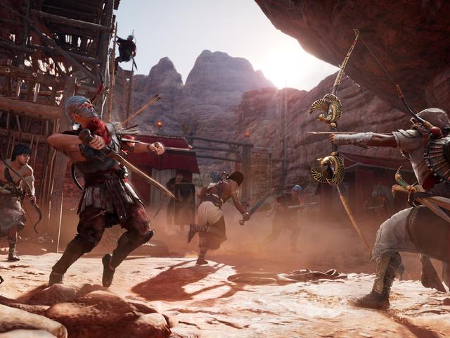 Sinasadyang Paglisan ng Ubisoft Mga Kredong Pinagmulan ng Assassin DLC Isang Linggo ng Maaga, Tinatanggal Ito