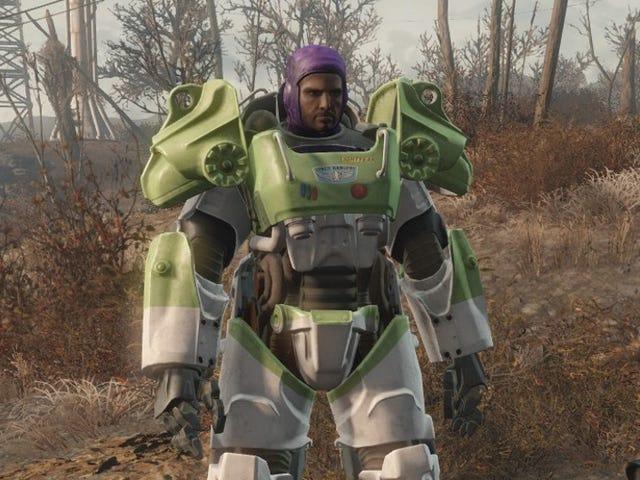 Fallout 4 Mods Wishlist