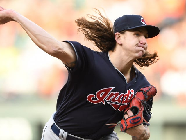 MLB Warns Mike Clevinger For Having Fun With His Cleats