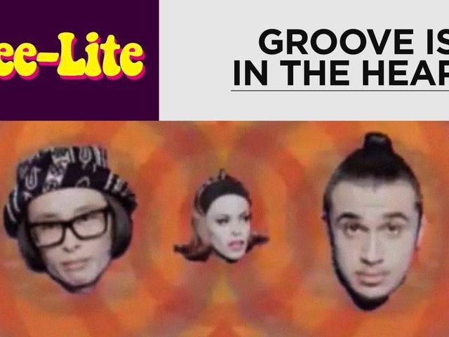 """Groove er i hjertet"" - Deee-Lite (1990)"