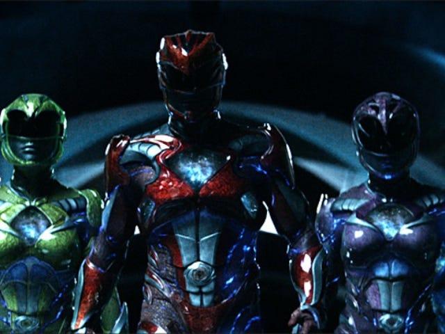 시카고, Saban's Power Rangers 일찍 그리고 무료로 보러 가자.