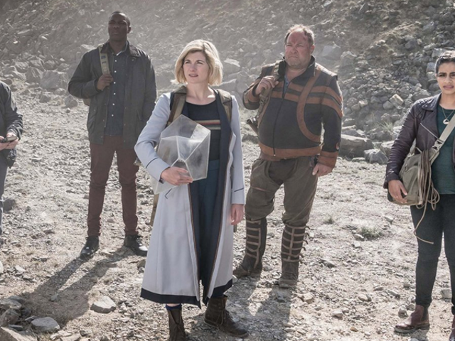 Get Ready for a Battle in the Spoiler-Filled Doctor WhoFinale Discussion Zone