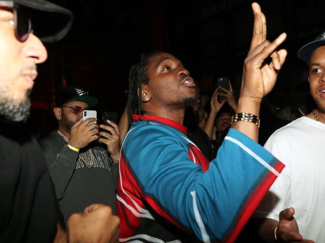 The bracing, brilliant Daytona is uncut Pusha T