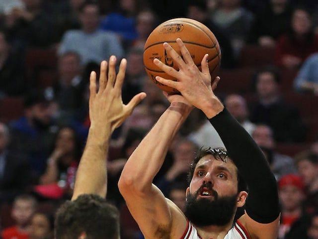Nikola Mirotic on Balling