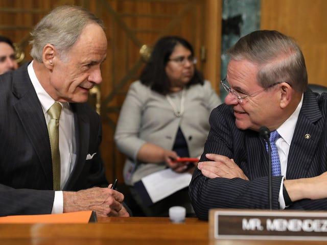 Big Pharma donne beaucoup d'argent aux sénateurs qui interrogeront les dirigeants des sociétés pharmaceutiques aujourd'hui