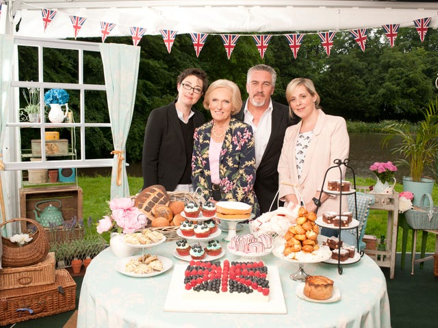 Tantalizing tarts temper The Great British Baking Show's half-baked challenges