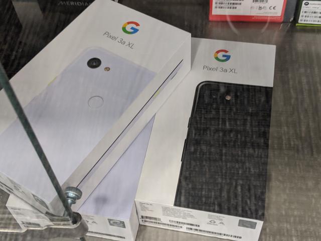 Googles Pixel 3a har stort set lækket i sin entitet
