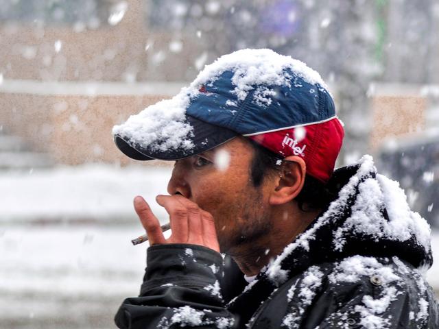 """Se você é um """"não-fumante"""" que só fuma casualmente, você não está fora do gancho"""