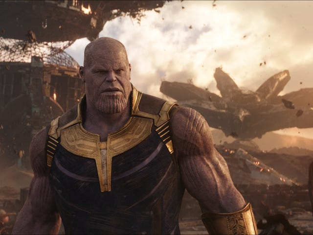 Week-end Box Office: <i>Infinity War</i> déjà fait un milliard de dollars putain