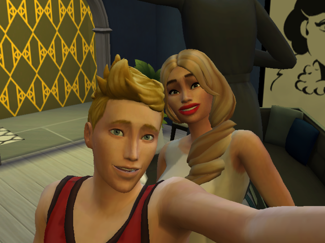 The Sims 4 Celebrity House Update: Introducing, Blac Chyna and Prompto