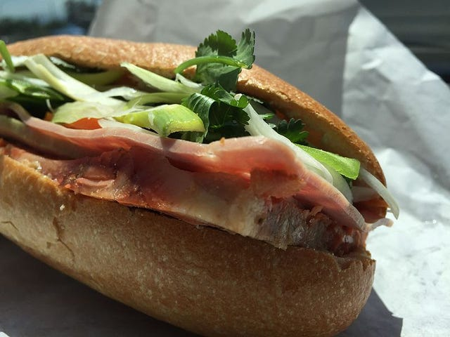 Sandwich of the Day: Banh Mi