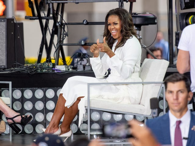 #VotingSquad: Michelle Obama Wants You to Get Your Friends and Family to the Polls and Vote