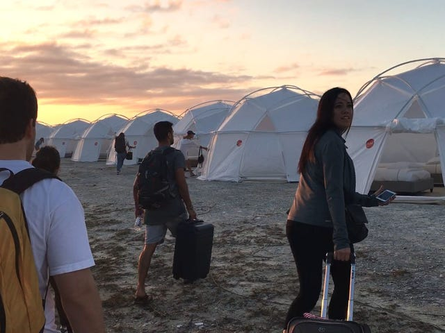 """Fyre Festival's graphic designer left the country because """"nobody abroad knows about Fyre"""""""