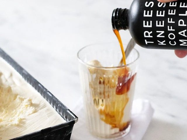 Coffee In Your Maple Syrup [Updated]