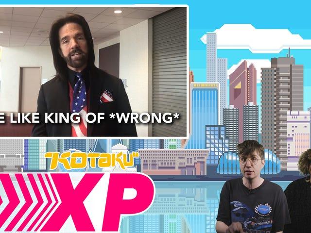 Labo, ο <i>God Of War</i> , και ο βασιλιάς της λάθος: Αυτή η εβδομάδα του παιχνιδιού News Video Round Up