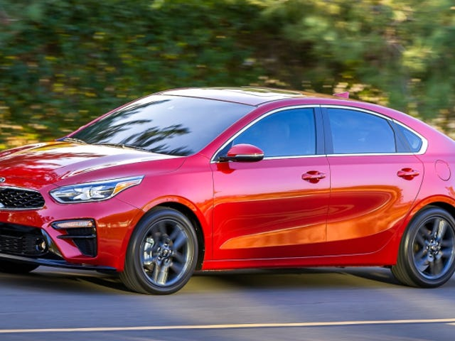 Today in Bullshift: Kia Forte