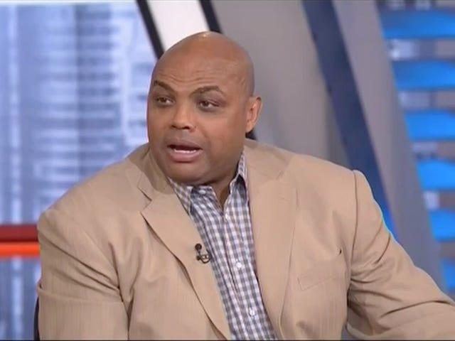 """Charles Barkley kan ikke lide hvordan krigerne spiller """"Little Girly Basketball"""""""