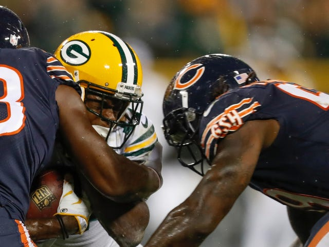 Danny Trevathan Suspended Two Games For Crushing Hit On Davante Adams