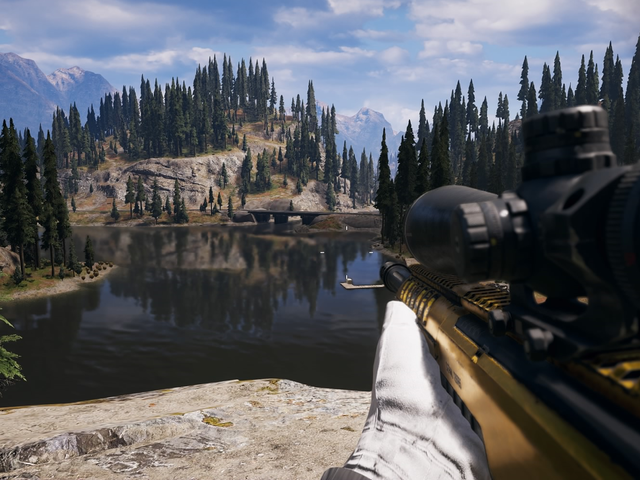 Far Cry 5, One Month Later