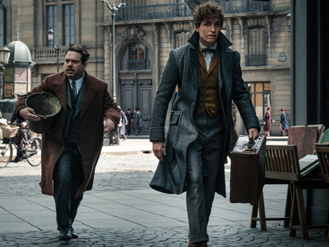 Fantastic Beasts 2's French Word for 'Muggle' Proves the Non-British Wizarding World Is Lazy as Hell