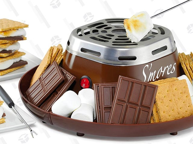 Enjoy S'mores Indoors With This Kit, Only $17