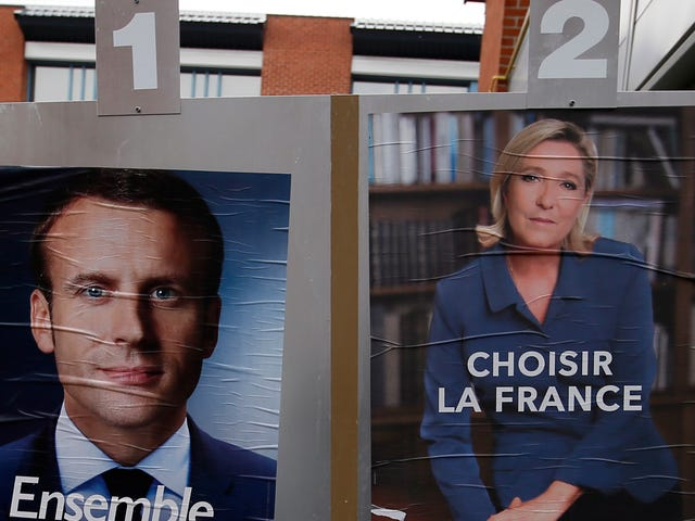 Marine Le Pen Concedes Defeat as Exit Polls Indicate Emmanuel Macron Will Be the Next President of France