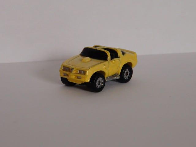 Micro Monday: Pontiac Firebird
