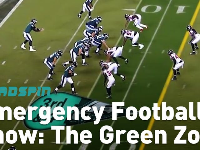 <i>Emergency Football Show Weekly</i>: What's The Deal With NBC's Green Zone?
