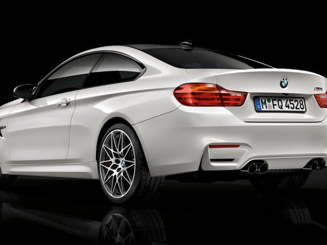 เข็มขัดนิรภัยเป็นส่วนที่เจ๋งที่สุดของแพ็คเกจการแข่งขัน BMW M