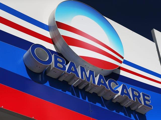 RIP, Obamacare, We Hardly Knew Ye