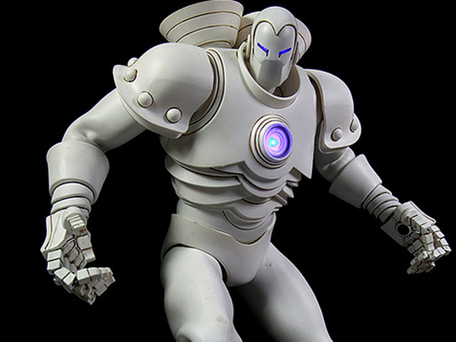 This Classy Iron Man Figure Looks Insanely Good