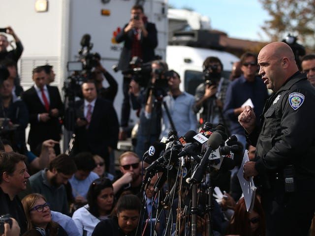 San Bernardino Shooters Had Thousands of Bullets, 12 Pipe Bombs in Home